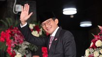 Sandiaga Akan Hadiri Pelantikan Jokowi: Tidak Ada Lagi 01-02, Semua Bersatu