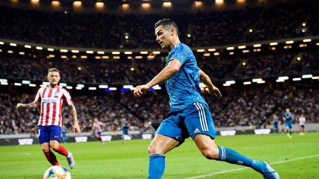 Sepekan Jelang Kickoff Serie A, Ronaldo Malah Cedera