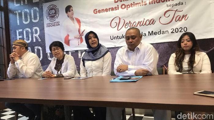 Generasi Optimis (GO) Indonesia. (Foto: Rolando/detikcom)