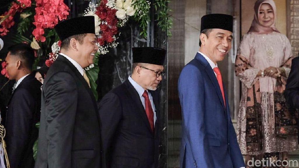 Aneka Pujian DPD ke Jokowi, dari Dana Desa hingga BBM Satu Harga