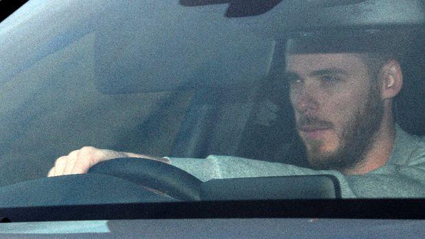 Pemain Man United sebelumnya bisa memberi tanda tangan di depan Carrington.