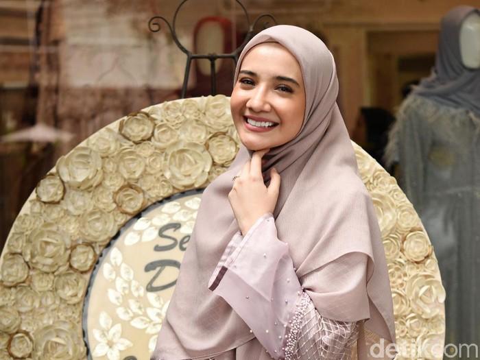 Zaskia Sungkar Berharap Hamil Tahun Depan. Foto: Noel/detikFoto