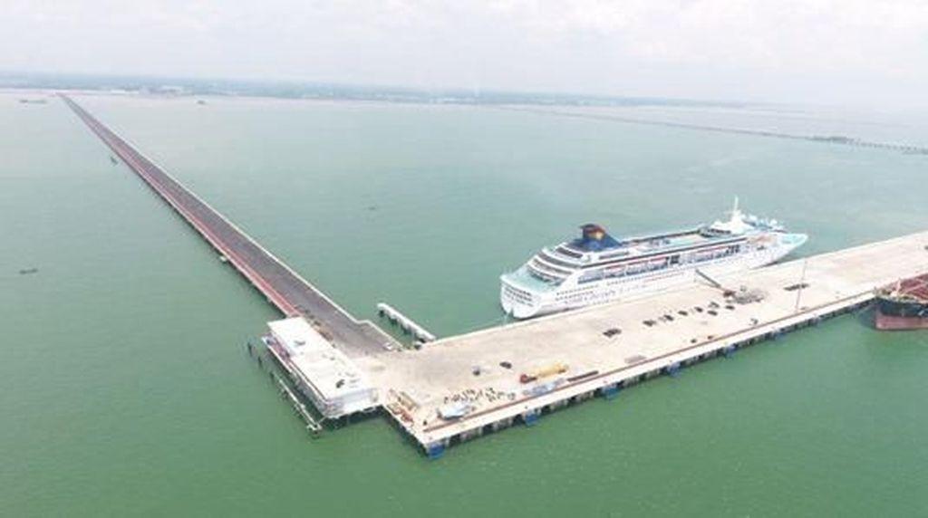 Kemenhub Siapkan Pelabuhan Kuala Tanjung Jadi Hub Internasional