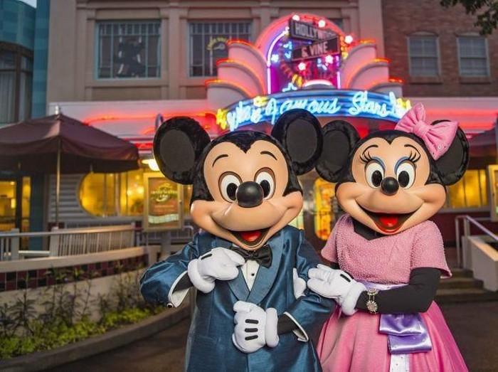 10 Restoran di Disney World
