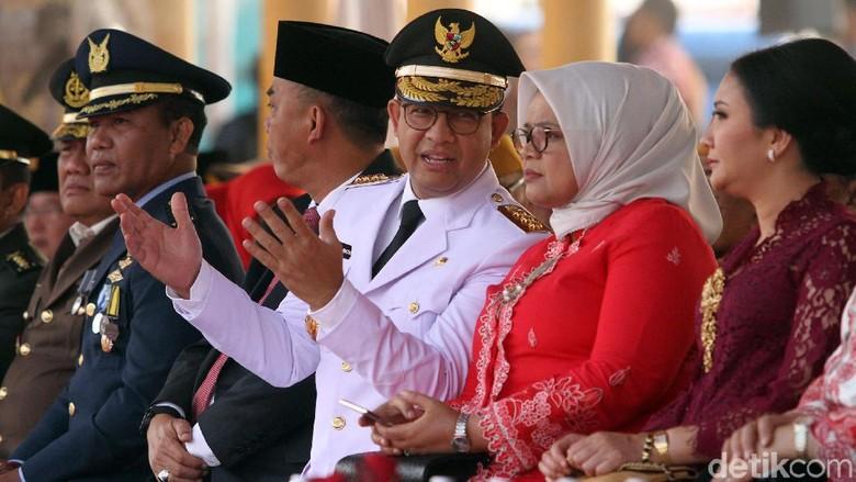 Jokowi Mau Pindahkan Ibu Kota, Apa Rencana Anies Buat Jakarta?