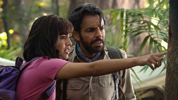 Mengenal Isabela Moner, Pemeran Dora di 'Dora and the Lost City of Gold'