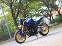 Honda CBR250R Gaya Street Fighter