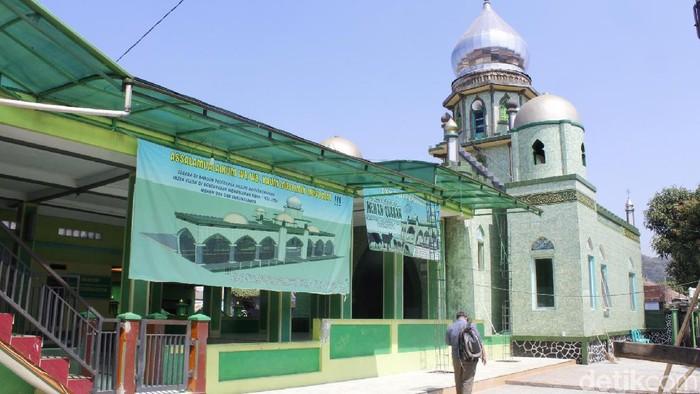 Masjid saksi perjuangan ulama lawan penjajah di Cimahi