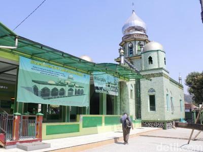 Masjid di Cimahi Jadi Saksi Perjuangan Para Ulama Lawan Penjajah