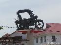 Rizal Ginting Rider Asli Siantar Maniak BSA