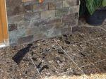 Kaca Rumah Ortu Tersangka Insiden Polisi Terbakar Pecah Dilempar Batu