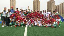 Tim Pelajar U-16 Juara Gothia Cup 2019 China, Nadhif Pemain Terbaik