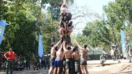 Seru! Marinir AS dan Indonesia Ikuti Lomba HUT RI di Dalam Hutan