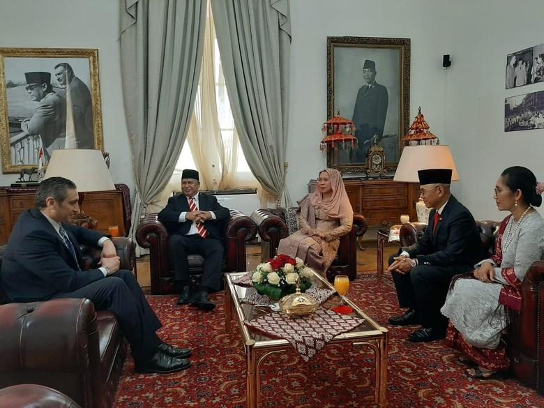Presiden Mesir Kirim Utusan, Ucapkan HUT RI ke Dubes di Kairo