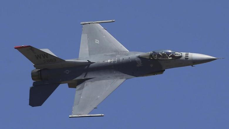 Deplu AS Setujui Penjualan 66 Unit Jet Tempur F-16 ke Taiwan