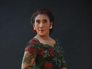 Anne Avantie Ungkap Makna di Balik Kebaya Menteri Susi Saat HUT ke-74 RI