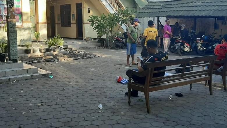 Tas Berlogo Bintang Kejora Ditemukan di Asrama Mahasiswa Papua