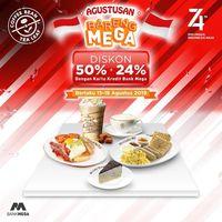 Dirgahayu Indonesia! Ada Cappuccino dan Fried Chicken Diskon 74% Di Sini