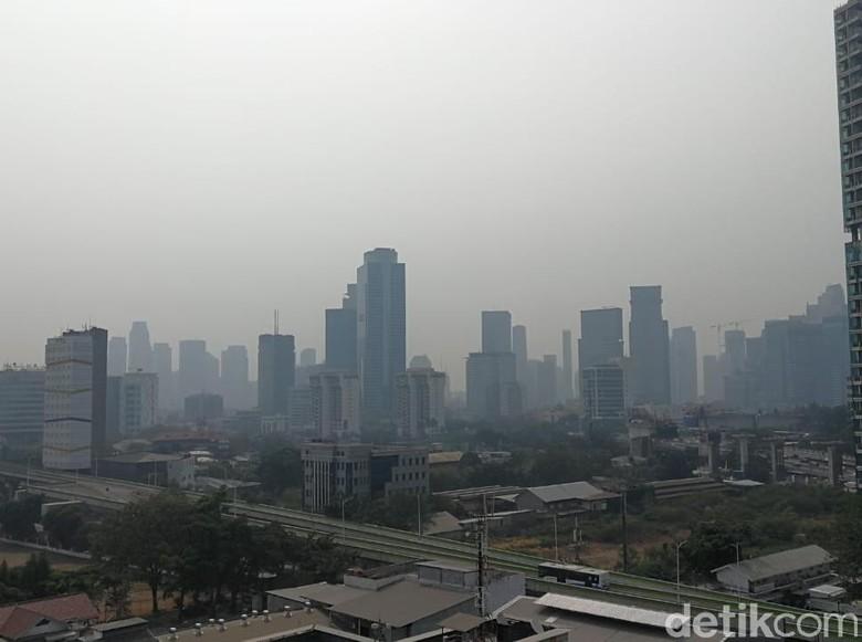 Jakarta Berpolusi, Sandiaga Cari Cara Biar Nyaman Olahraga