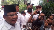 Prabowo: Perjuangan Gerindra Kembali ke UUD 45 yang Asli