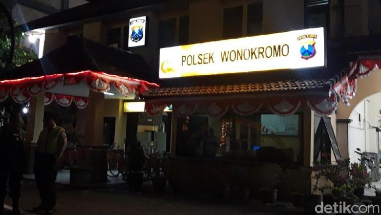 Ini Perintah Kapolrestabes Surabaya Setelah Polsek Wonokromo Diserang