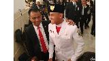 Grogi Kibarkan Bendera, Rangga Tak Menyangka Dapat Sepeda dari Jokowi