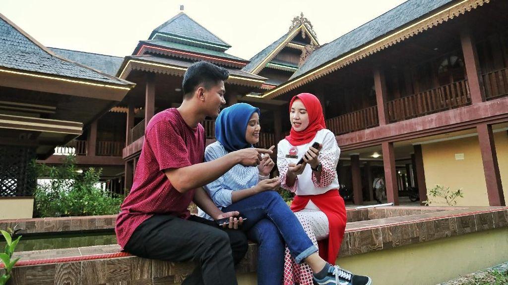 Cara Telkomsel Perkuat Jaringan Telekomunikasi di Kalimantan