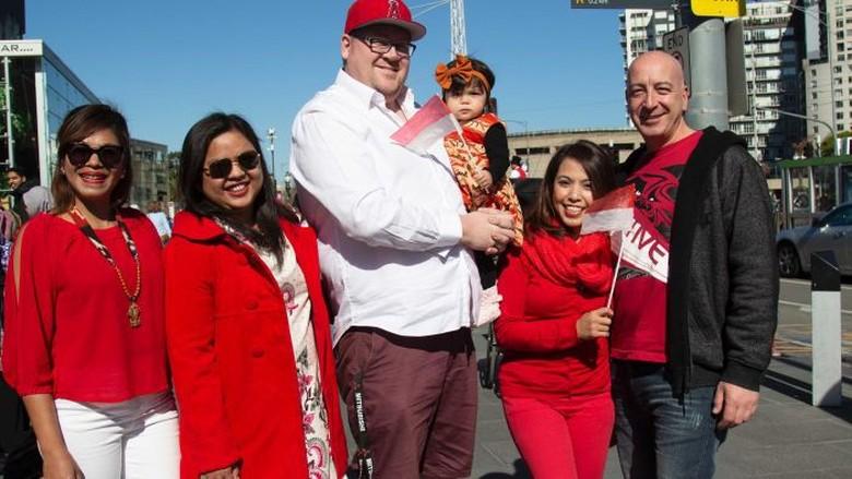 Peringatan HUT RI di Melbourne Berbeda, Dirayakan Sampai di 3 Tempat