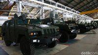 Wah, Pindad Siap Rambah Industri Kendaraan Komersial