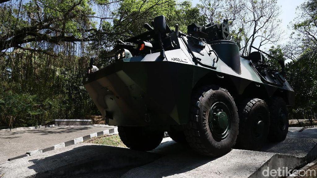 Mobil Tempur Made In Indonesia Ini Tembus 320 Tenaga Kuda!