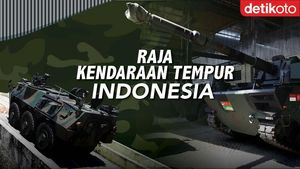 Raja Kendaraan Tempur Indonesia