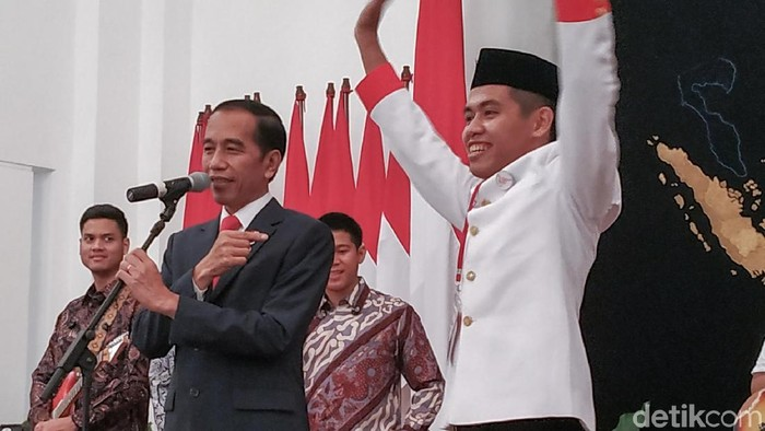 Jokowi. (Foto: Andhika Prasetya/detikcom)