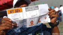 Melihat Serunya Pemilu RT-RW di Jatimakmur Bekasi