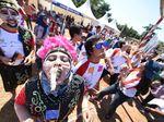Warga Tuban Meriahkan Festival Merdeka Pertamina