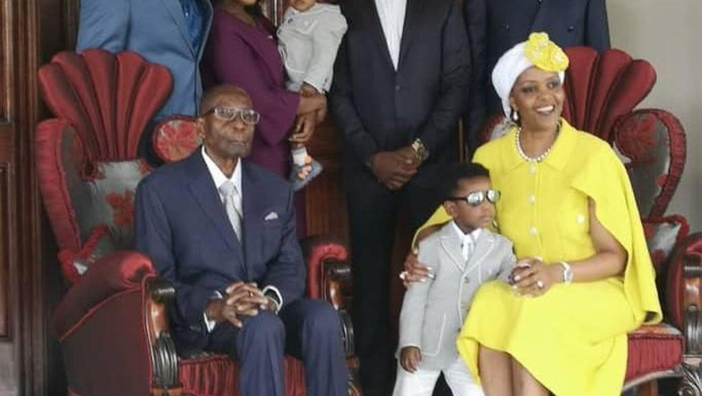 Mugabe, Presiden Paling Tua di Dunia