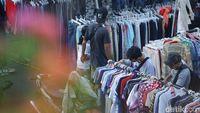 RI Masih Kebanjiran Impor Baju Bekas, Berapa Jumlahnya?