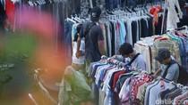 RI Banjir Baju Bekas Impor, Sumbernya dari Negara-negara Ini