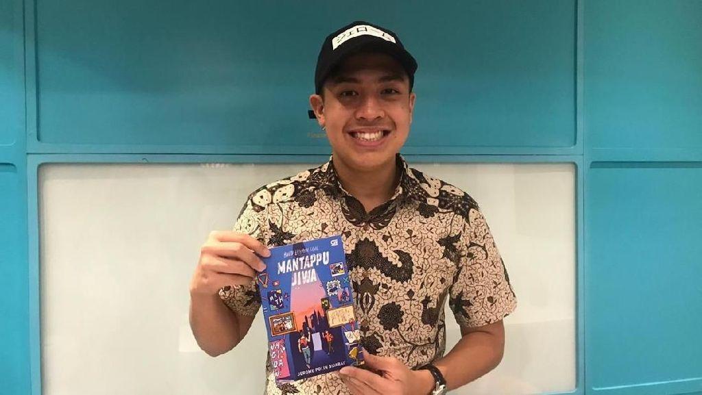 Buku Jerome Polin Mantappu Jiwa Terjual 2.000 Eksemplar dalam 7 Menit