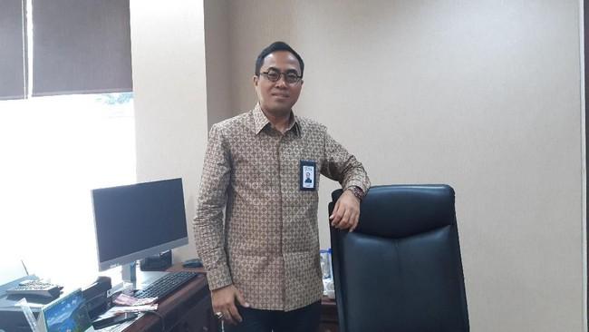 Direktur Utama PT Asuransi Jasa Indonesia (Persero) atau Jasindo, Eddy Rizliyanto