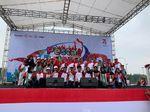 HK, PTPN V & PNM Meriahkan Peringatan HUT RI ke-74 di Pekanbaru