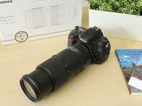 Tamron 100-400mm f/4.5-6.3 Di VC USD, Si Lensa Tele Ekonomis