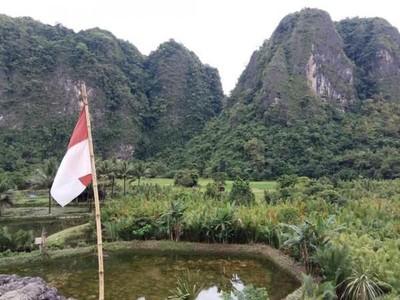 Bukan di China Atau Madagaskar, Ini Taman Hutan Batu Sulawesi Selatan