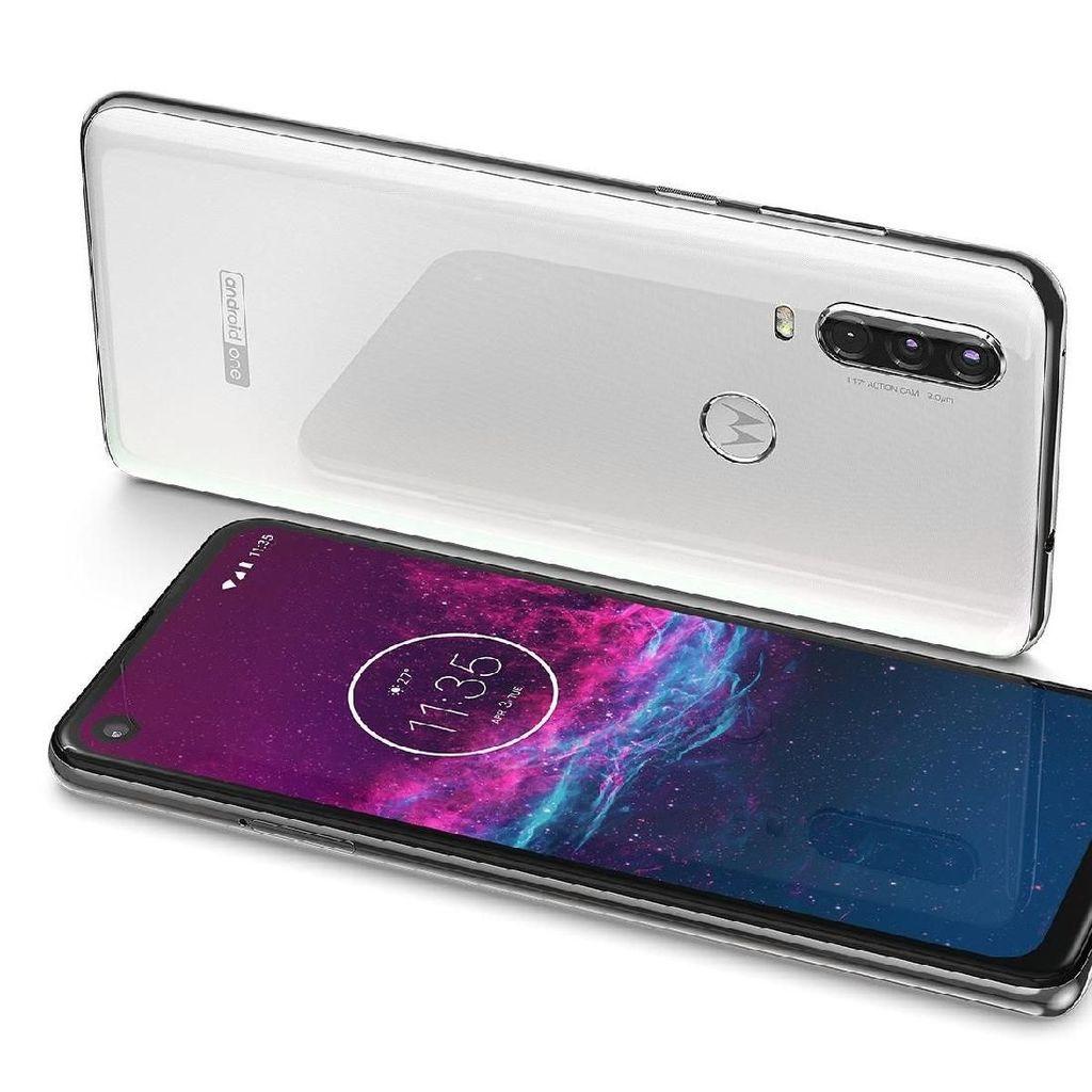 Motorola One Action Bisa Rekam Video Horizontal Secara Vertikal
