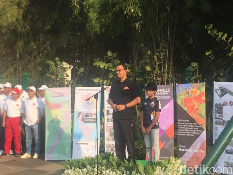 Anies: Rumah DP Rp 0 Bereskan Ketimpangan di Jakarta