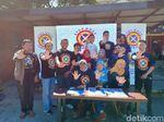 Kobarkan Jiwa Pahlawan Warga Bandung dengan Perangi Hoaks