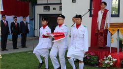 Meriahnya HUT ke-74 RI di Slowakia: Santap Nasi Tumpeng hingga Lomba Bowling