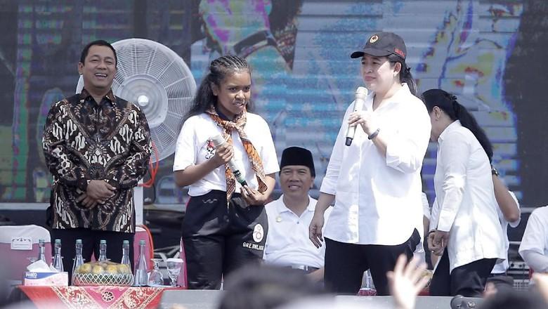 Di Depan Mahasiswa Undip, Puan: Jaga Pancasila dan Bergotong-royong