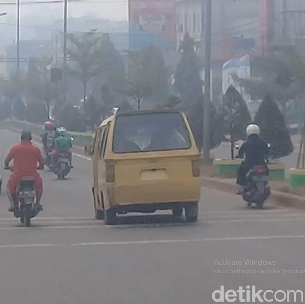 Pemkot Jambi Liburkan Paud hingga SD Imbas Kualitas Udara yang Tak Sehat