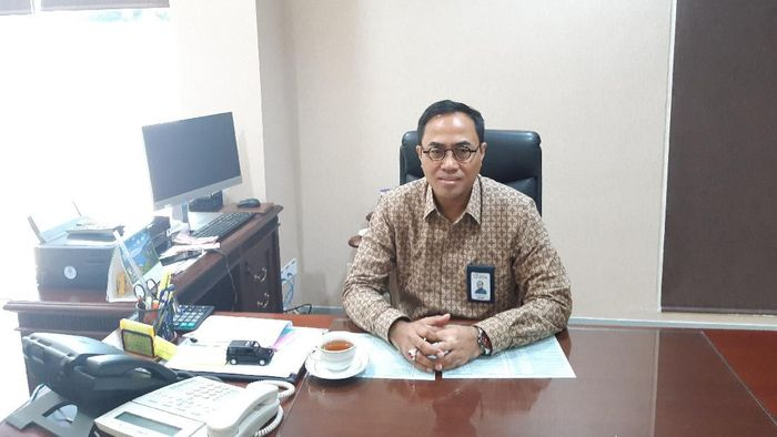 Foto: Direktur Utama PT Asuransi Jasa Indonesia (Persero) atau Jasindo, Eddy Rizliyanto (Istimewa/Jasindo)
