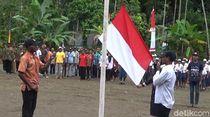 Merdeka! Desa di Papua Ini Baru Pertama Kali Rayakan 17 Agustus Sejak 1945